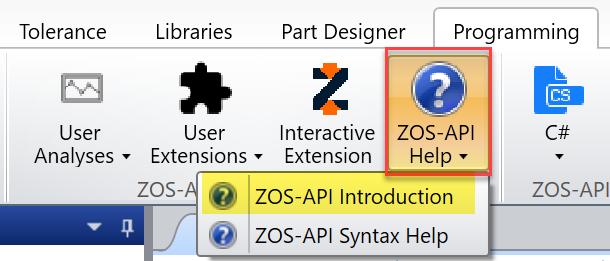 ZOS-API.NET Help Introduction