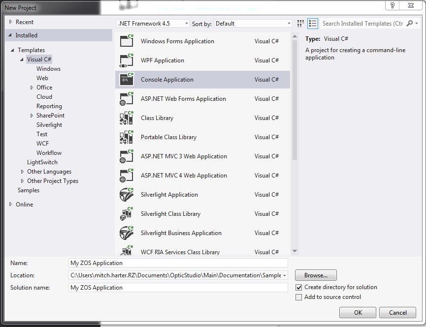 Visual Studio Setup 1