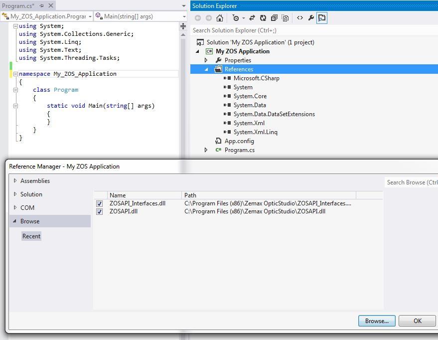 Visual Studio Setup 4