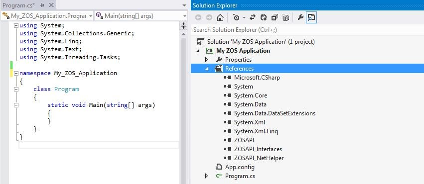 Visual Studio Setup 8