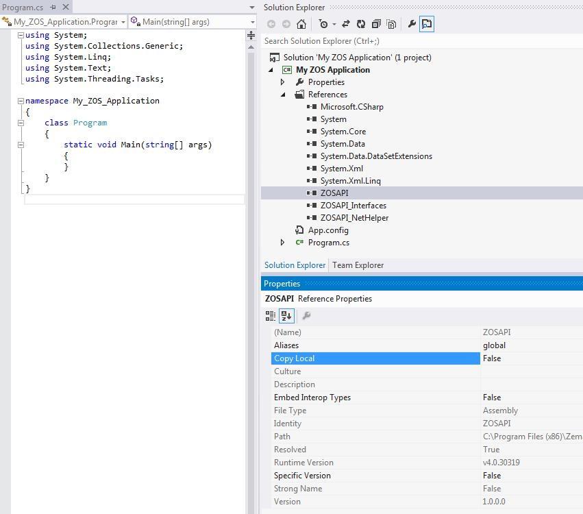 Visual Studio Setup 9