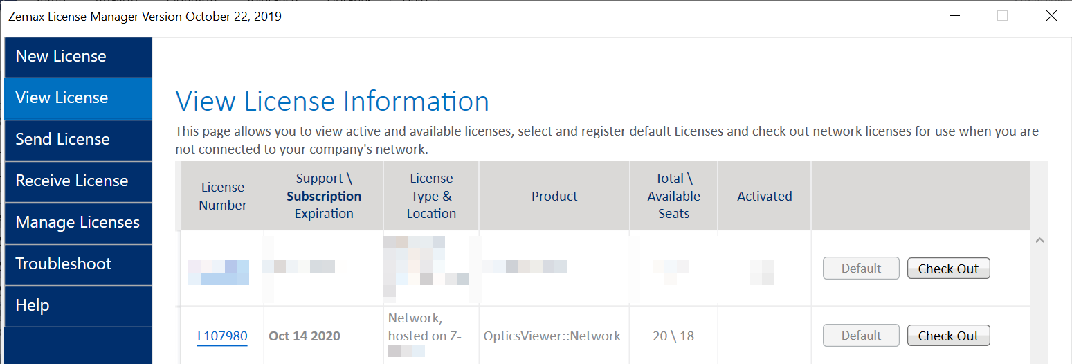 View_License